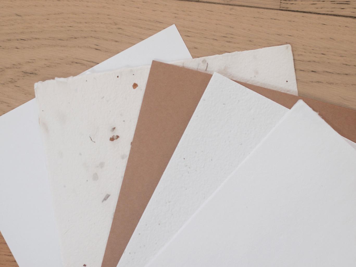 faire-part mariage personnalisation papier
