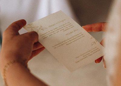 faire-part de mariage eco-responsable haut de gamme