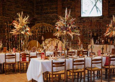 inspiration table mariage en automne