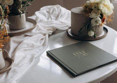 livre d'or mariage haut de gamme