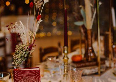 nom de table mariage en automne