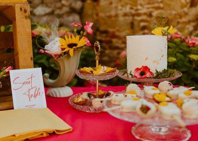 bar à dessert mariage inspiration