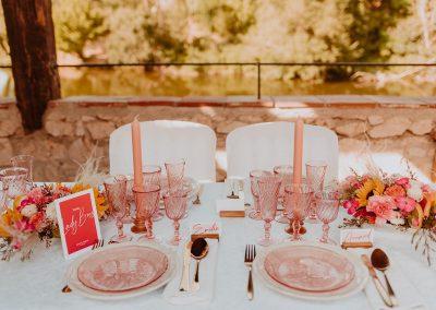 nom de table original mariage